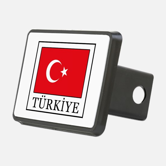 Turkiye Hitch Cover