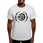 Tribal Wolf Light T-Shirt