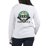Team G.E.D. Women's Long Sleeve T-Shirt