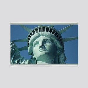 Lady Liberty Rectangle Magnet