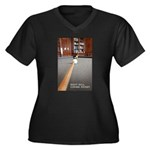 Eight Ball Corner Pocket Plus Size T-Shirt