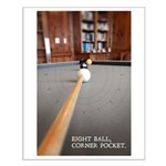 Eight Ball Corner Pocket Posters