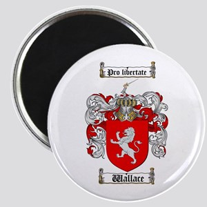 """Wallace Coat of Arms 2.25"""" Magnet (10 pack)"""