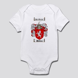 Wallace Coat of Arms Infant Bodysuit
