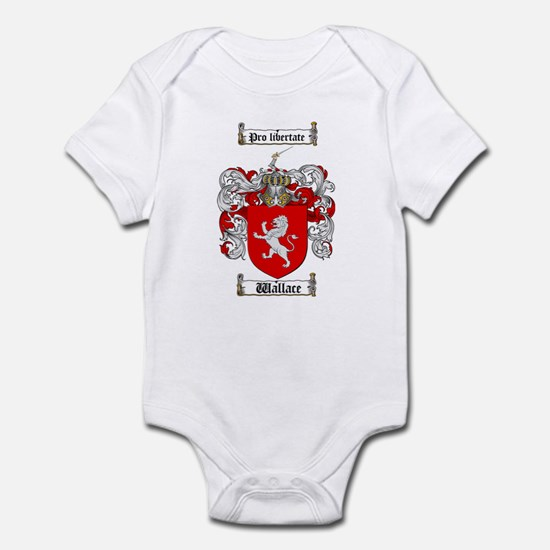 Wallace Coat of Arms Infant Bodysuit