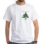 Sounds of Christmas White T-Shirt