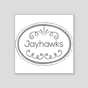 Jayhawks Sticker