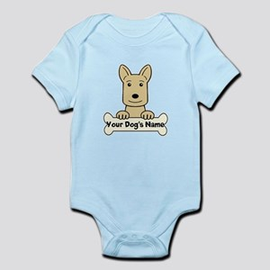 Personalized Canaan Dog Infant Bodysuit
