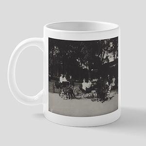 Goat Carriages Mug