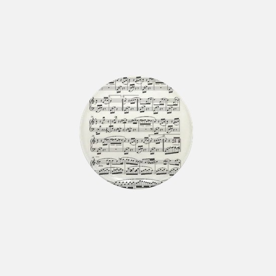 Beethoven, Fur Elise Mini Button (10 pack)