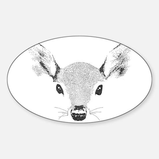 Doe a Deer Decal