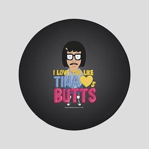 Bob's Burgers Butts Button
