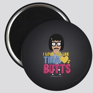 Bob's Burgers Butts Magnet