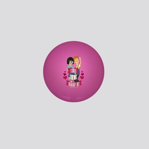 Bob's Burgers Jimmy Jr Mini Button