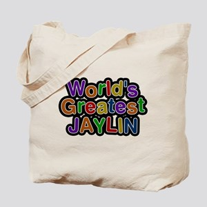 Worlds Greatest Jaylin Tote Bag