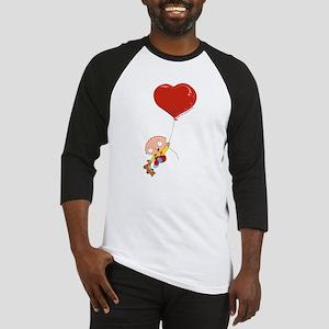 Family Guy Heart Baseball Jersey
