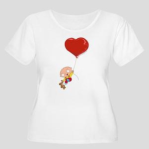 Family Guy He Women's Plus Size Scoop Neck T-Shirt