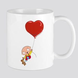 Family Guy Heart Mug