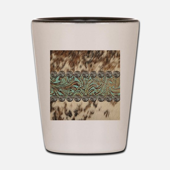 Unique Native Shot Glass