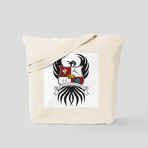 Kappa Phi Lambda Crest Tote Bag