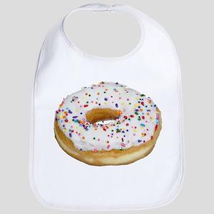 Donut Baby Bib
