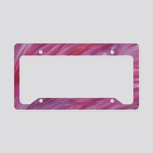 Love Packed by Michelle Lynn License Plate Holder