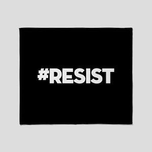 #RESIST Throw Blanket