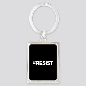 #RESIST Portrait Keychain