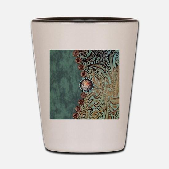 Native Shot Glass