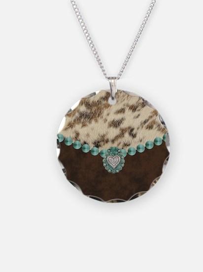 Unique Western Necklace