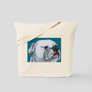American Bulldog Tote Bag