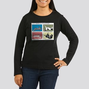 Greyhound Activity Guide Long Sleeve T-Shirt