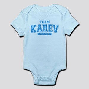Grey's Anatomy Team Karev Body Suit