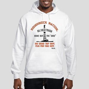 OIKLFIELD TRASH Hooded Sweatshirt