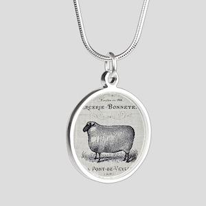 farm animal sheep farmhouse Necklaces