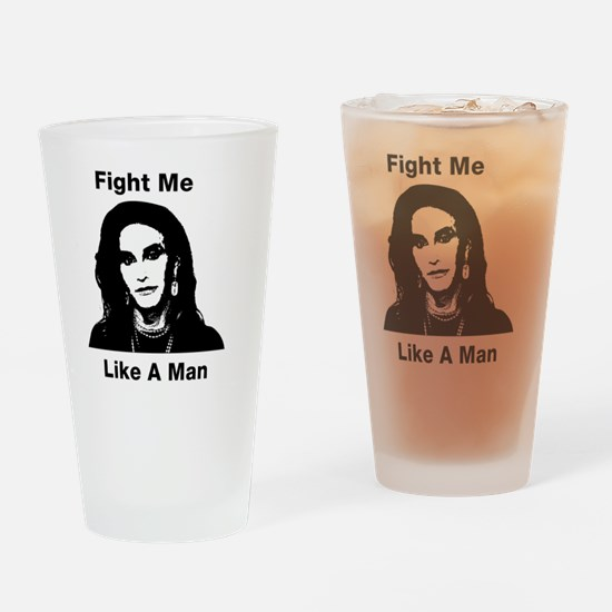 Unique Caitlyn Drinking Glass