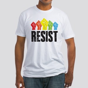 Resist Fitted T-Shirt