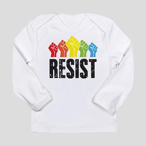 Resist Long Sleeve Infant T-Shirt