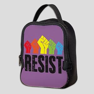 Resist Neoprene Lunch Bag