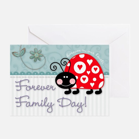 Forever Family Day Greeting Cards