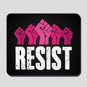 Resist Mousepad