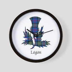 Thistle - Logan Wall Clock