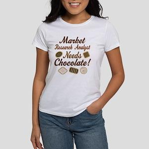 market research analyst Women's T-Shirt