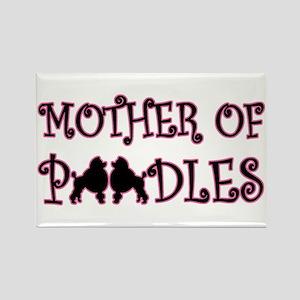 Mother of Poodles Magnets