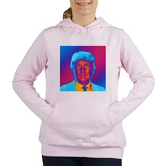 Pop Art President Trump Sweatshirt