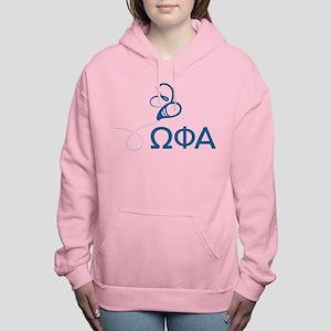 Omega Phi Alpha Sorority Women's Hooded Sweatshirt
