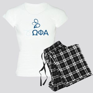 Omega Phi Alpha Sorority Le Women's Light Pajamas