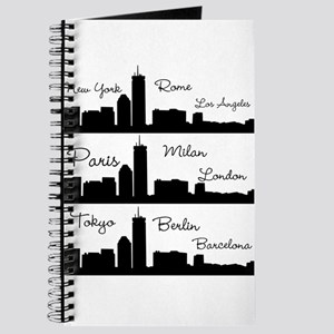 Fashion Capitals of the World Journal
