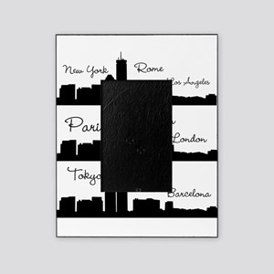 Fashion Capitals of the World Picture Frame