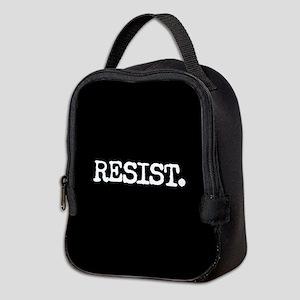 RESIST. Neoprene Lunch Bag